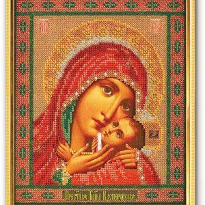 Набор икона из бисера Богородица Касперовская