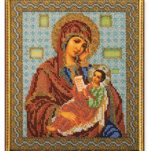 Набор икона из бисера Богородица Утоли мои печали