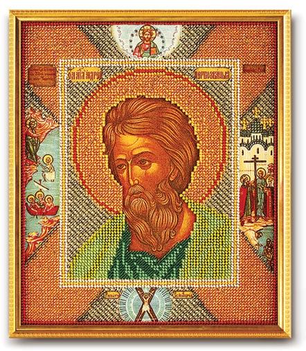 Набор икона из бисера Св. Андрей Первозванный