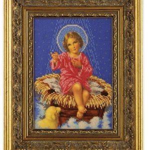 Набор икона из бисера Свет Вифлеемской звезды