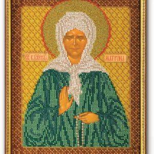 Набор икона из бисера Св. Матрона Московская