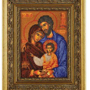 Набор икона из бисера Святое Семейство