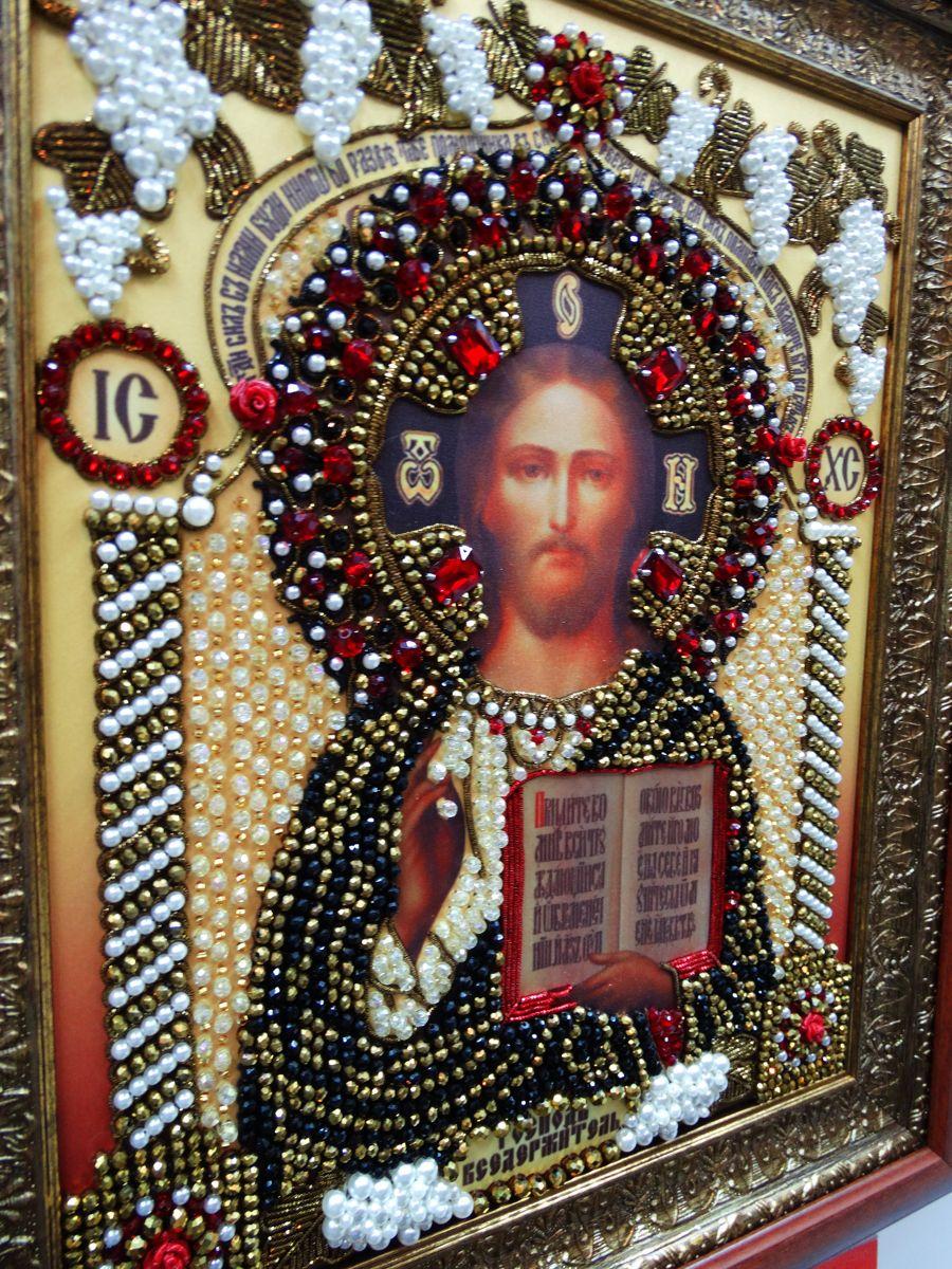Хрустальные грани Господь Вседержитель арт. И-2б